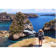 Package Half Day Penida Island