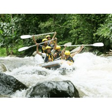 5 Star Mason Adventure Morning Rafting + Private Tour