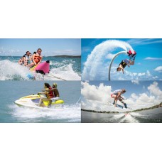 Water Blow, Banana Boat, Jet Sky, Fly Fish, Sea Walker, Uluwatu Temple