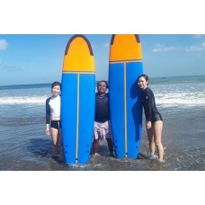 Fun Surf With Experienced Coaches On Kuta Beach with Us !