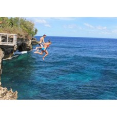 Lembongan Cliff Jumping and Snorkeling