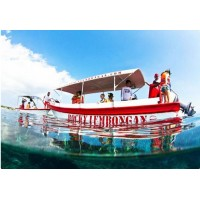 Lembongan One Day Package by Rocky Fast Cruise