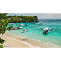 Nusa Lembongan Island services with Snorkeling activities, Mangrove tour, Banana Boat